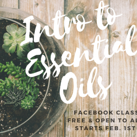Learn essential oil basics