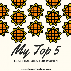 top 5 essential oils for women