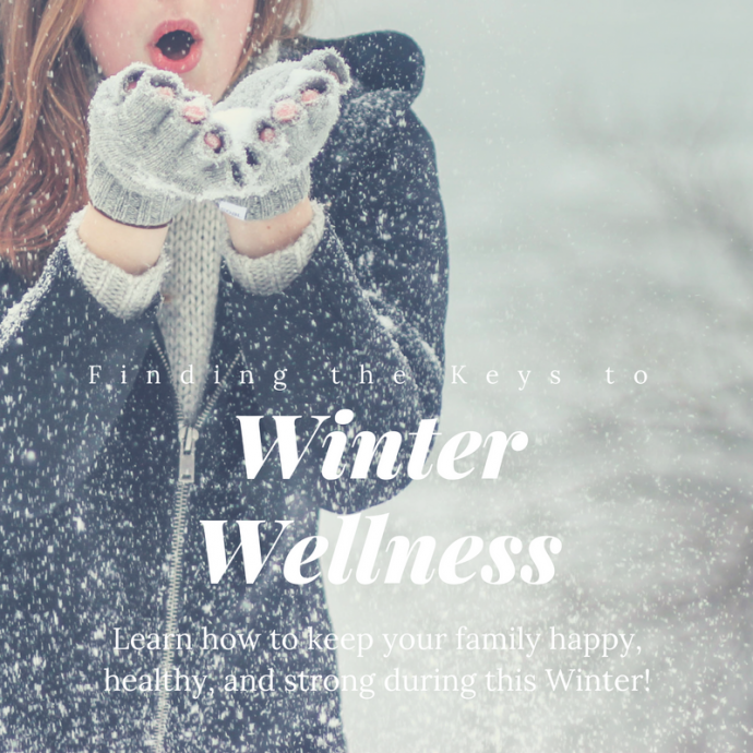 Winter Wellness essential oils