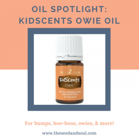 Young Living's Owie Blend