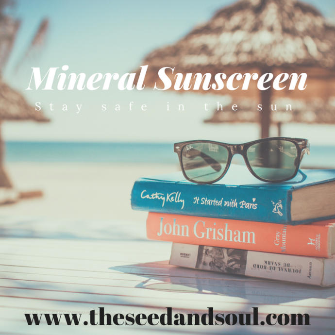 safe non-toxic sunscreen