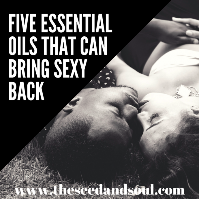 sexy essential oils